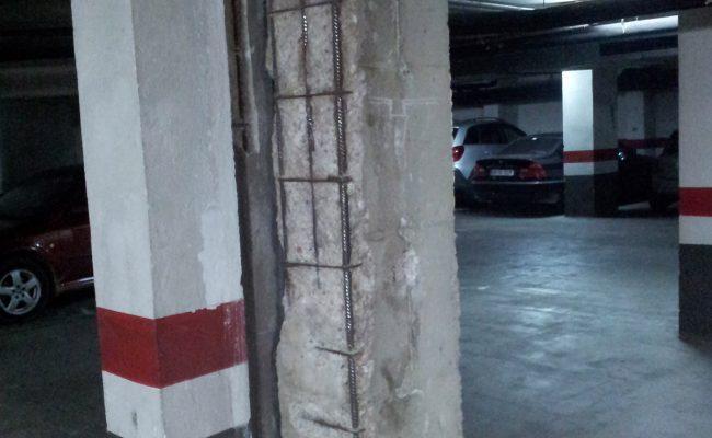 Restauración parking 02