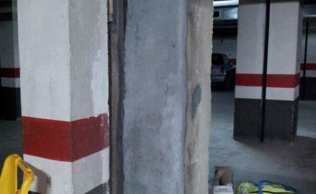 Restauración parking 04