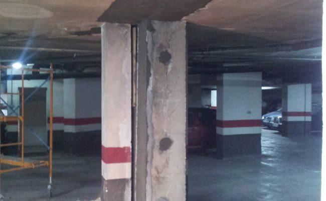 Restauración parking 05