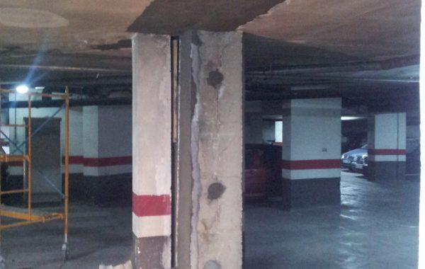 Restauración Edicifio EL CID
