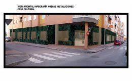 Bajo comercial – Casa Cultural 2009